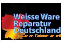 Weisse Ware Reparatur Deutschland - Reparatur von alle Marken Weiße Waren: Waschmaschinen - Trockner - Geschirrspüler - Kühlschränke - Induktion / Keramik / Elektro Herd - Mikrowelle - Backofen - Kapuze - Staubsauger - Haushalt - und vieles mehr ... in Deutschland
